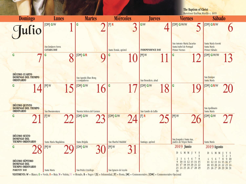 calendar s